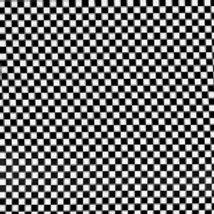 Black & White Check Nutex 86470 104 A0066