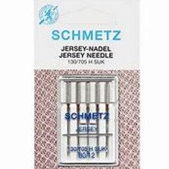 Schmetz Jersey Needle 5pk 80/12