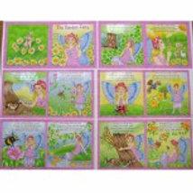 The Garden Fairy Book Panel Nutex 89390 A0316