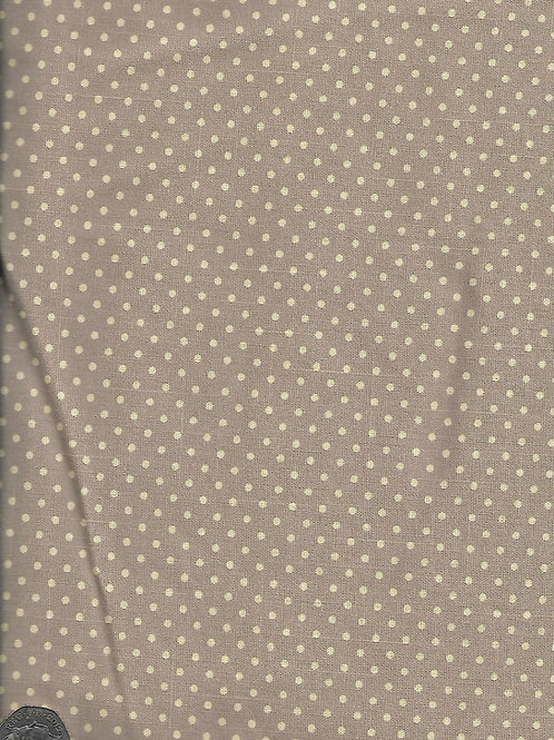 Beige With Cream Spots A0449