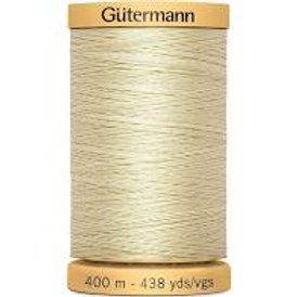 Gutermann Natural Cotton Thread 400m col 0828
