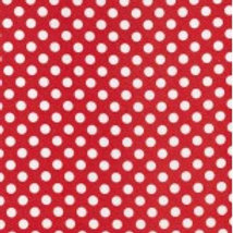 White Spots on Red Nutex 80290 109 A0295