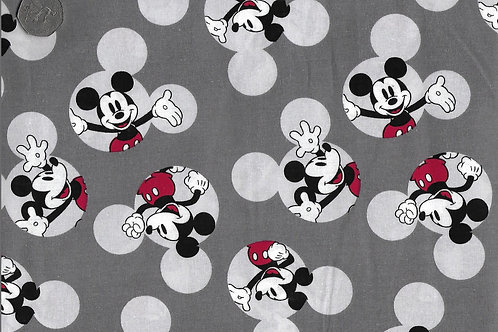 Mickey Mouse Heads A0111