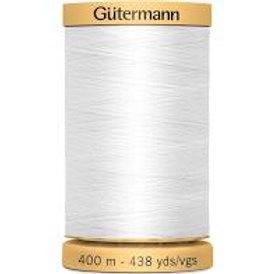 Gutermann Natural Cotton Thread 400m col 5709