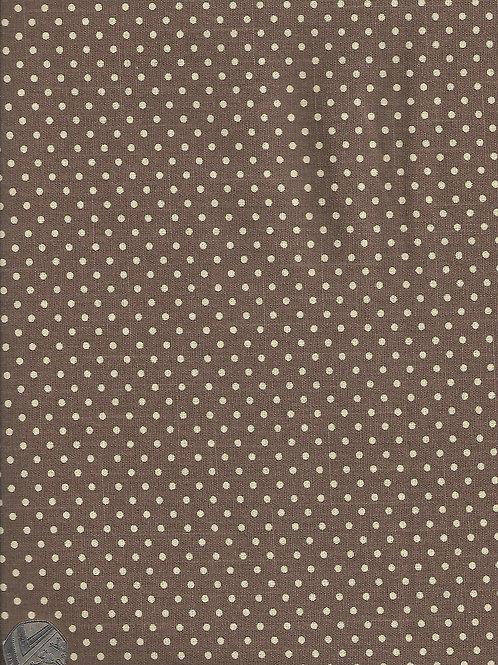 Brown With Cream Spots A0450 Gutermann