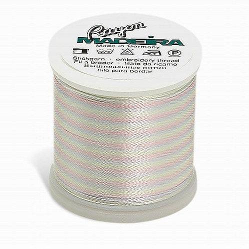 Madeira 2101 Rayon Machine Embroidery Thread