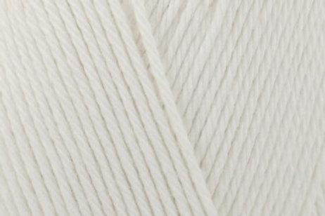 James C Brett Its Pure Cotton col IC09 Cream 100g