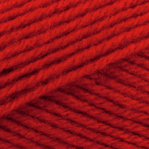 Patons Baby Smiles 4ply col 1030 Red 50g