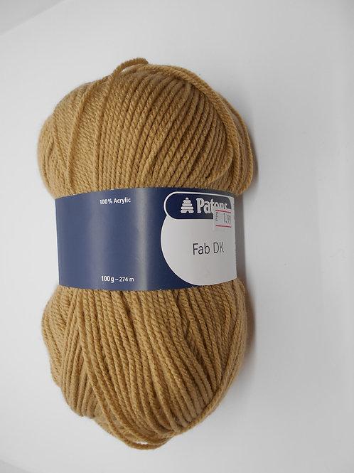 Patons Fab DK col 02308 Camel 100g