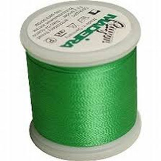 Madeira 1101 Rayon Machine Embroidery Thread