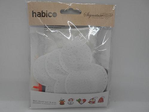 Snowman Christmas Decoration Kit K0031