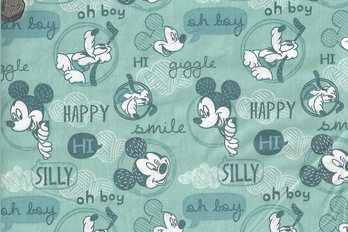Mickey Mouse 'Oh Boy' A0403