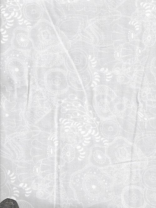 Grow - White on Grey A0667 Andover