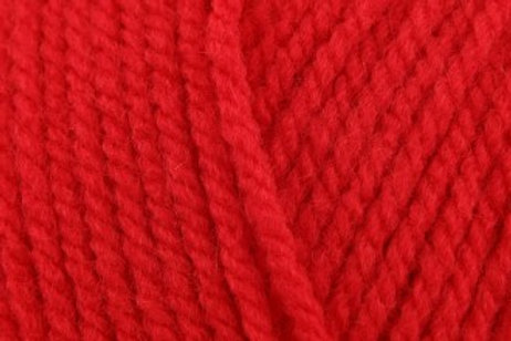 Patons Fab DK col 2323 Red 100g