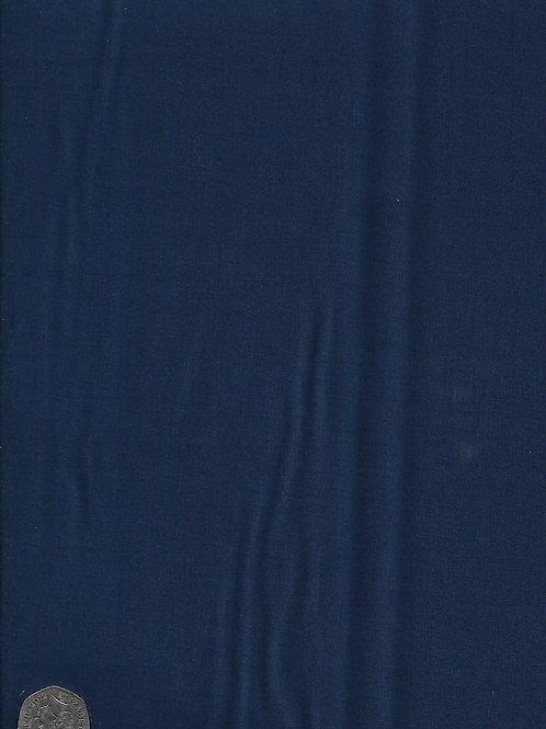 Navy Cotton A0588