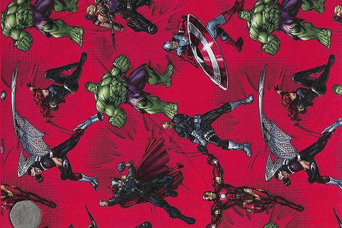 Marvel Red Nutex A0122