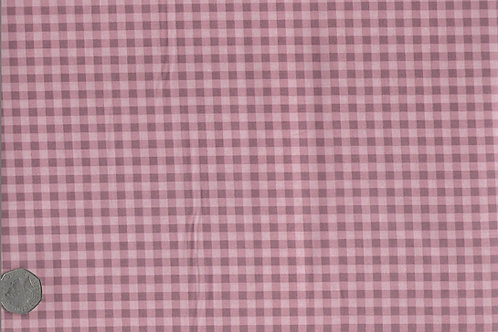 Pink Gingham A0180
