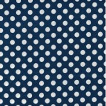 White Spots on Navy Nutex80290 110