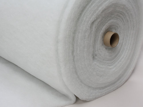 1 meter polyester 4oz wadding 100cm wide