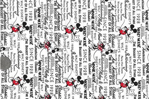 Mickey & Minnie 1928 A0023 Nutex