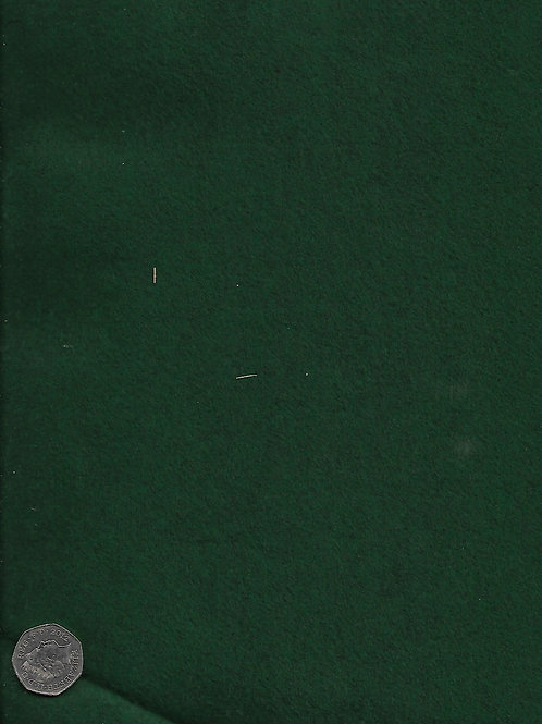 Dark Green Felt Square