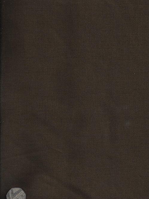 Brown Plain 2.8M Wide Cotton A0836 Nutex