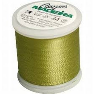 Madeira 1106 Rayon Machine Embroidery Thread