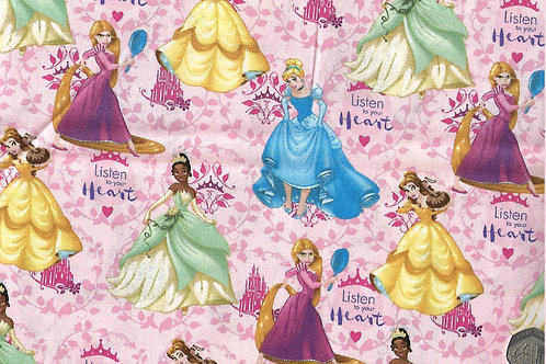 Disney Princesses 'Listen To Your Heart' Nutex A0408
