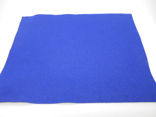 Royal Blue Felt Square