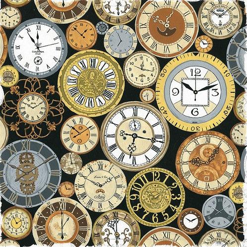 Victorian Vintage Clocks A0246 Nutex 80340 104
