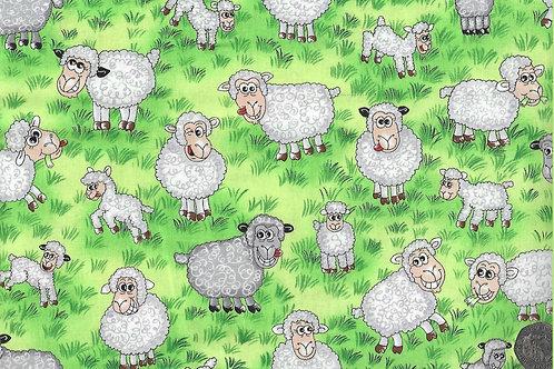 The Funny Farm - Sheep A0780 Nutex