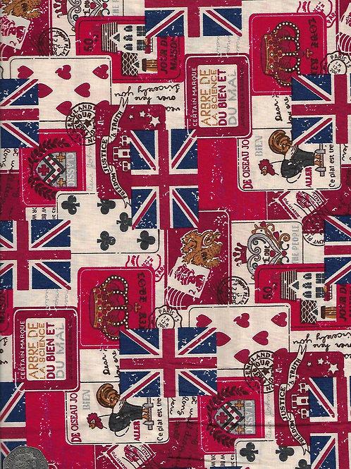 Union Jack Mix Up A0622