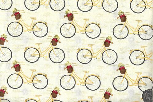 Strawberry Basket Bicycle A0719 Nutex 70030 102