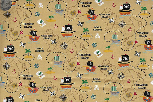 Walk The Plank - Map A0428 Nutex 80120 103