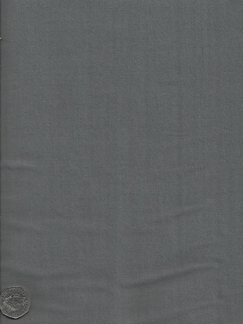 Dark Grey Cotton A0349  Nutex 39300 119