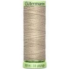 Gutermann Top Stitch Thread 30m col 722