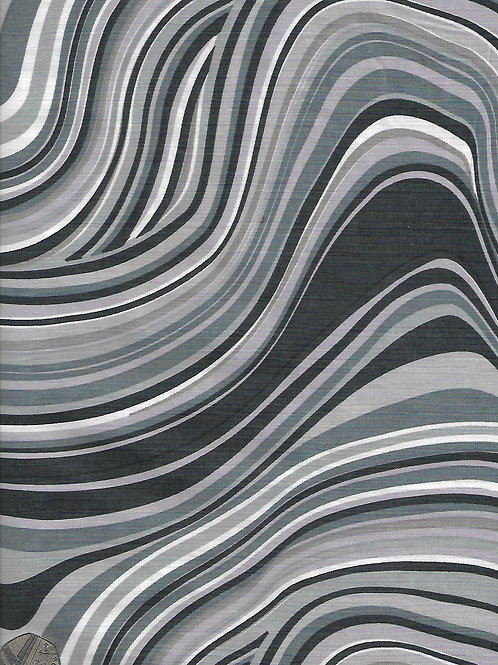 Greys & White Swirls A0552
