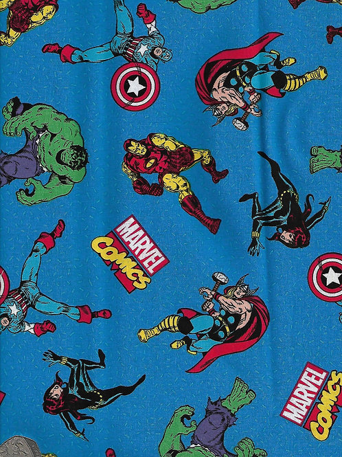 Marvel Comics on Blue Nutex 38680 103 A0407