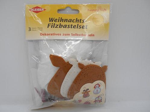 Reindeer Christmas Decoration Kit