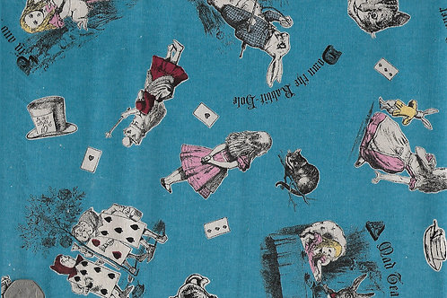 Blue Alice In Wonderland Nutex A0001