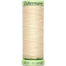 Gutermann Top Stitch Thread 30m col 414