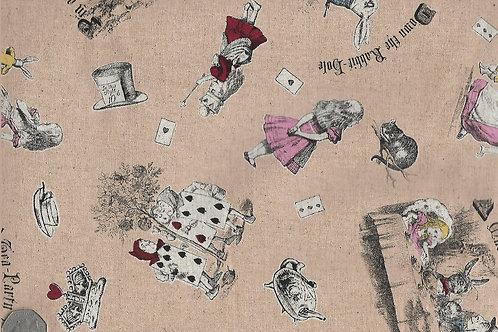 Pink Alice In Wonderland Nutex A0003