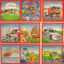 Emergency Services Book Panel Nutex A0272