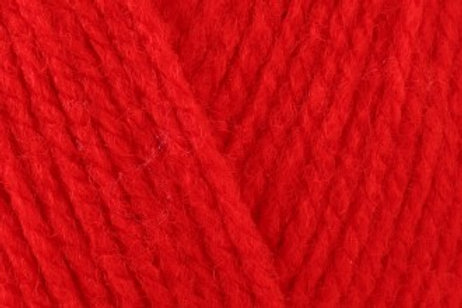 James C Brett Crafter DK col CT15 Red 50g