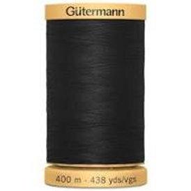 Gutermann Natural Cotton Thread 400m col 5201