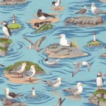 By The Sea - Birds Nutex 11720 103 A0215