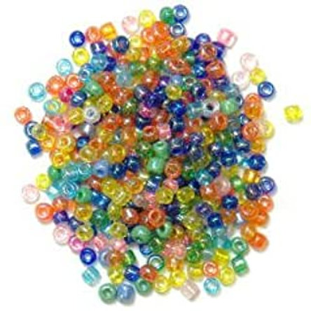 2mm Seed Beads Multi CF01/20007 15g