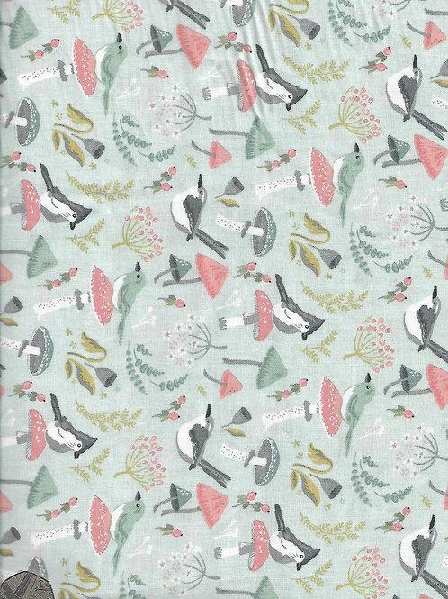 Woodland Songbirds A0376 Nutex 70140 103