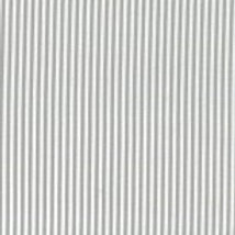 Thin Grey & White Stripe A0280 Nutex 80490 101