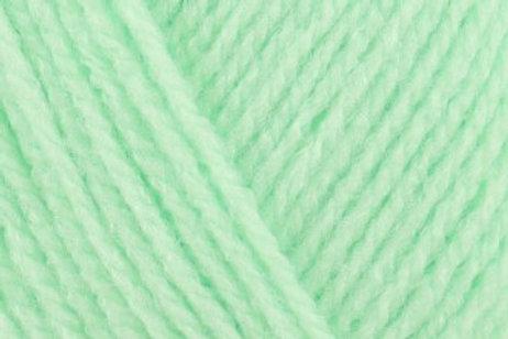 James C Brett Top Value DK col 8465 Mint Green 100g